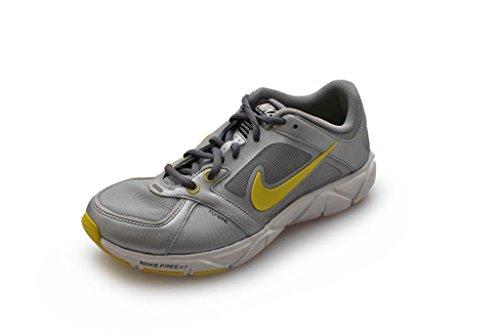 Nike FREE XT AJUSTE RÁPIDO para Mujeres + Voltaje Plateado 415257 010