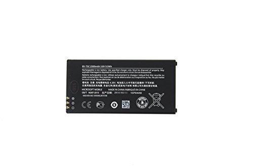 Original Battery for Microsoft Lumia 640 Not 640XL 2,500/mAh Lumia 640/Dual SIM with Li-Ion 3.8/V