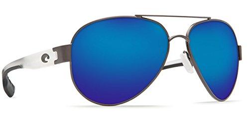 Costa Sunglasses Mar Mirror South Point Blue Temples Del Gunmetalcrystal AH66Wrgf