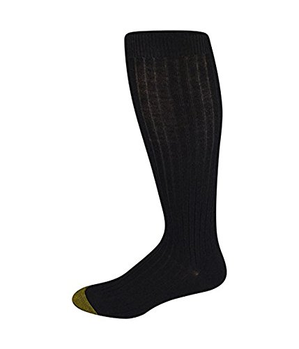 Gold Toe Men's Edinburgh Wool Midweight Socks, 1 Pair