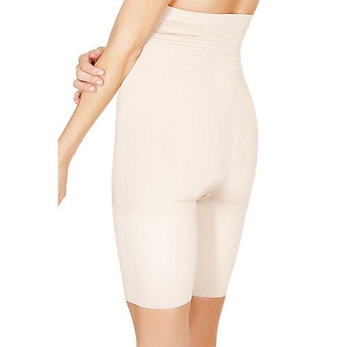 bab96ab435efd Black Fuchsia by Secret Lace Women s Shapewear Seamless Body Shaper ...