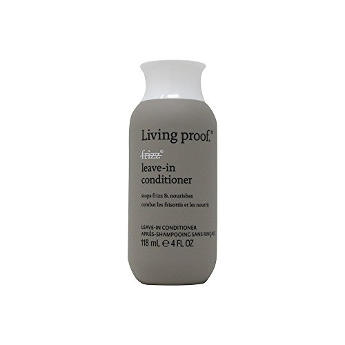 Living Proof No Frizz Leave-in Conditioner, 4-Ounce