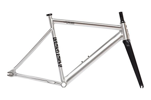 State Bicycle Co. Black Label 6061 v2 Aluminum Frame and Carbon Fork Set