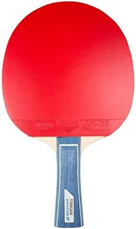 Tibhar Powerblade XT - Raqueta de ping pong con mango cóncavo