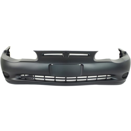 Front Bumper Cover for CHEVROLET MONTE CARLO 2000-2005 Primed LS/SS ()