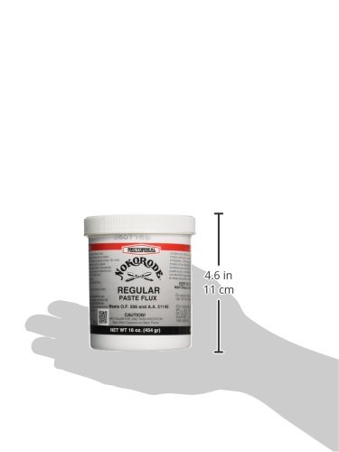 Amazon.com: RECTORSEAL 14030 Nokorode Solder Paste 1 Lb: Home Improvement
