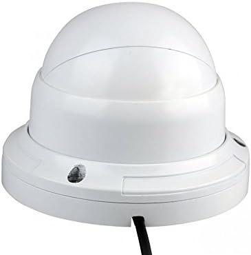 Ext/érieur 7Links Cam/éra IP d/ôme IPC-750.poe avec Fonction SofortLink