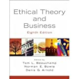 Ethical Theory and Business, Tom L. Beauchamp, 0132903474