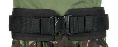 Blackhawk - Belt Pad, Medium, 36-40, Black