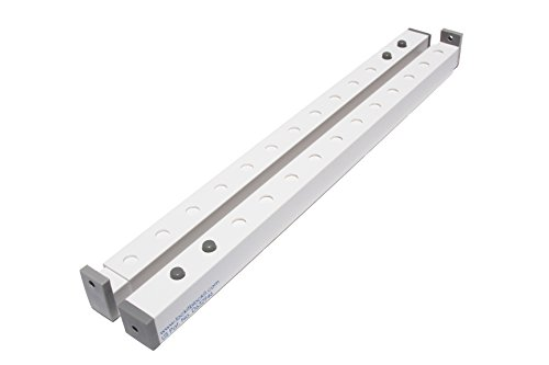 Lock-it Block-it - Home Security Window Bars - 2 Pack
