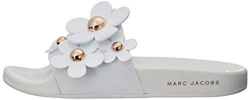 Marc Jacobs レディース Daisy Aqua Slide