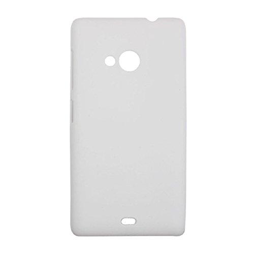 lowpricenice-tm-for-microsoft-nokia-lumia-535-1pc-pudding-scrub-case-fashion-skin-cover-white