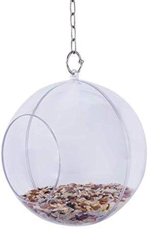 Sefod オウム 餌入れ おやつボール 知育フォージング 給餌器 食器 鳥 インコ用フード 噛むおもち 噛むボール 歯磨きボール 知育訓練 鳥用 玩具 吊り下げ式 早食い対策 ストレス解消 小動物 ペット用品