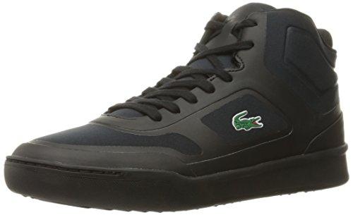 później rozmiar 40 przystępna cena Lacoste Men's Explorateur Mid SPT 316 1 SPM Fashion Sneaker, Black, 13 M US