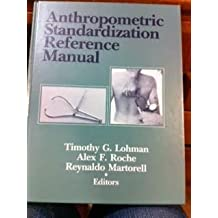 Anthropometric Standardization Reference Manual