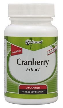Vitacost Cranberry Extract - Standardized -- 400 mg - 30 ()