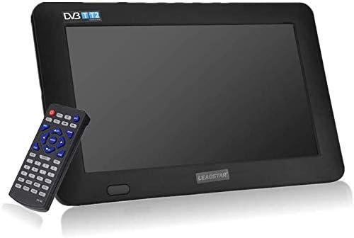 Garsent Televisor portátil de 11.6 Pulgadas, televisor LED pequeño ...
