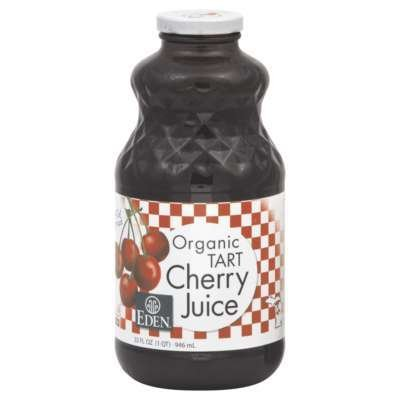 EDEN FOODS Cherry Organic Montmorency C Juice, 32 Ounce