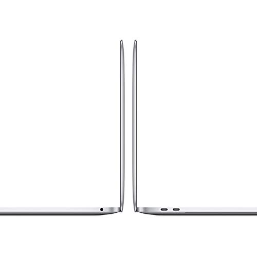 Apple MacBook Pro (13-inch, 8GB RAM, 128GB Storage) - Silver (Renewed)