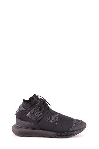 Adidas Y-3 Yohji Yamamoto Hi Top Sneakers Hombres Mcbi317059o Tela Negra