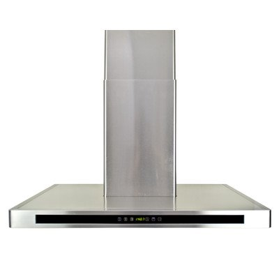 30'' 380 CFM Convertible Wall Mount Range Hood by AKDY
