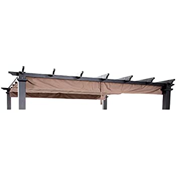 Amazoncom Garden Winds Universal Replacement Canopy for Pergola