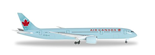 Herpa Air Canada 787 9 Reg C Fnoe Die Cast Aircraft  1 500 Scale