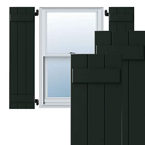 Ekena Millwork CWB12X030UNC Exterior Three Board