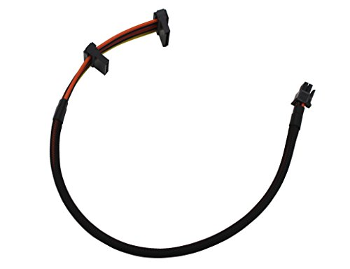 New HDD SATA Power Cable Replacement for Dell Inspiron 3653 3650 3655 series, Compatible part number GP2JM by GoodpowSup