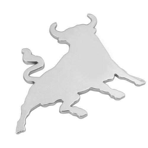Pilot LA_07207 Bull Self-Adhesive 3D-Emblem