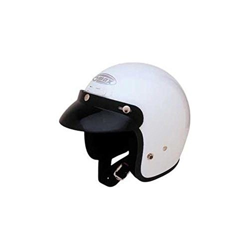 (YOUTH GM-2 OPEN-FACE HELMET WHITE YL-YX)