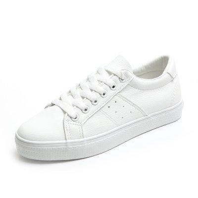Pelle Donna White amp;g Traspirante In Bianche Lace Da Sneakers Mix Scarpe Ngrdx Color tqHFCw04q