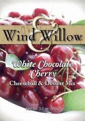 Wind & Willow White Chocolate Cherry Cheeseball & Dessert Mix-2 Pack