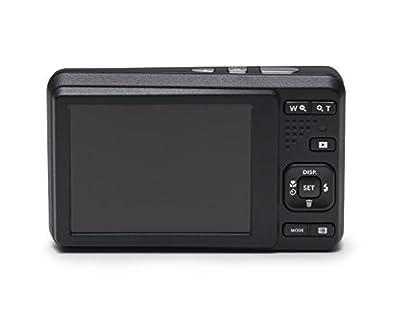 "Kodak PIXPRO Friendly Zoom FZ53 16 MP Digital Camera with 5X Optical Zoom and 2.7"" LCD Screen (Black) from JK Imaging Ltd"