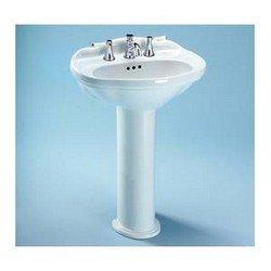 Toto LPT754.4#03 Whitney Pedestal Lavatory, Bone