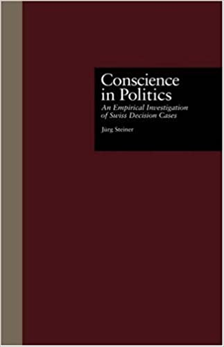 Conscience in Politics: An Empirical Investigation of Swiss Decision Cases (Contemporary Issues in European Politics)