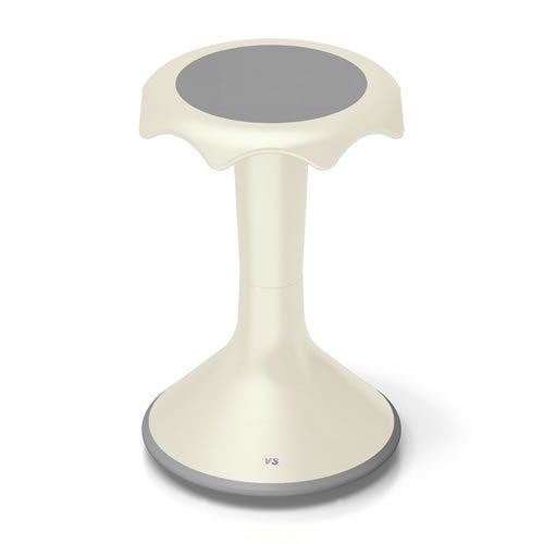 Hokki Stool - 20'' White by VS America