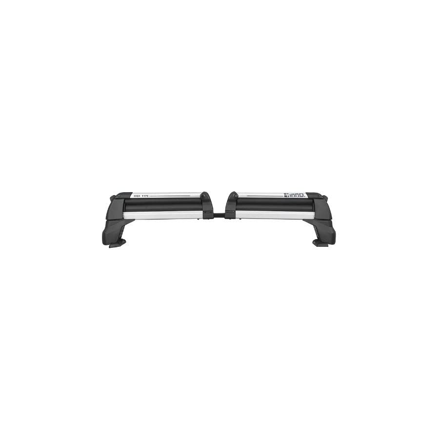 INNO Dedicated High Type Ski/Snowboard Rack for Vehicles with Factory Raised Rails
