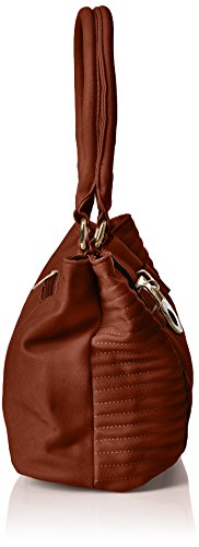 SwankySwans Bag Prague Bag Prague Womens Shoulder SwankySwans Shoulder Womens Brown Tan t8Edwqq
