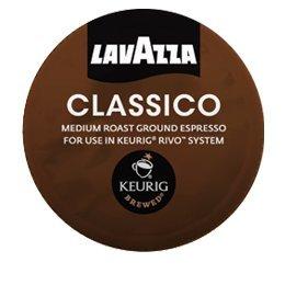 LAVAZZA ESPRESSO CLASSICO 90 PACKS made for KEURIG RIVO SYSTEM