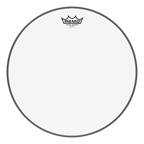 Remo Vintage Emperor Drumhead Clear 15 inch