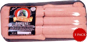 Donnelly Irish Style Breakfast Sausage 454g (16oz) 5 Pack
