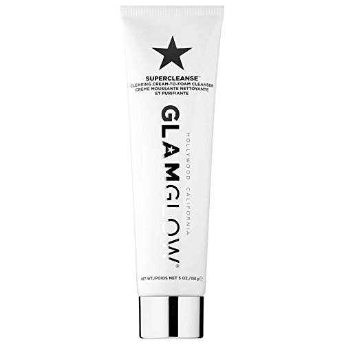 Glamglow Supercleanse Clearing Cream-To-Foam Cleanser 150g/5oz