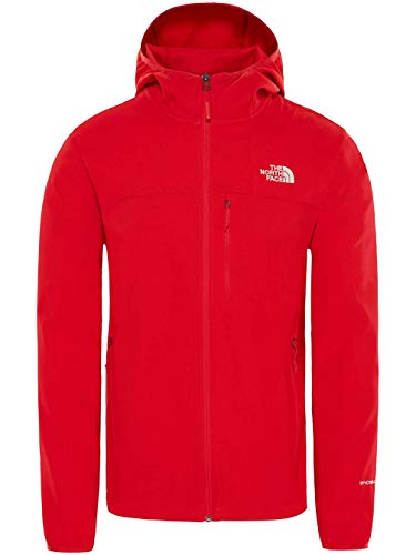 The Homme North Veste Face salsa À Rouge Red Nimble Capuche xYvxOdqCrw