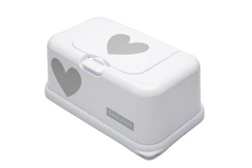 Funkybox Easy Wipe Dispenser Box Grey Star Amazon Co Uk Baby