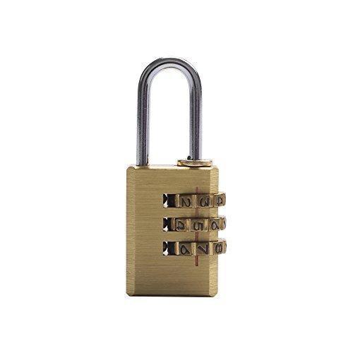 3 digit combination lock - 5
