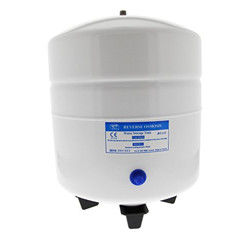 Tier1 RO-132-W14 3.2 Gallon Reverse Osmosis System Bladder Tank by Tier1