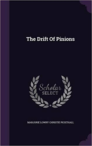 Book The Drift Of Pinions