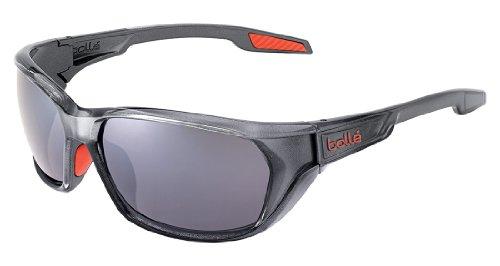 Bolle Ecrins Sunglasses, Polarized TNS Gun AF, Crystal - Percent Sunglasses 100