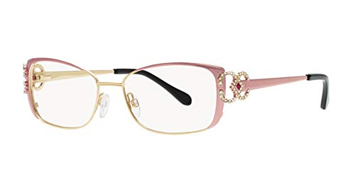 Caviar 5609 Eyeglasses Color C57 Pink Gold Frames Authentic New